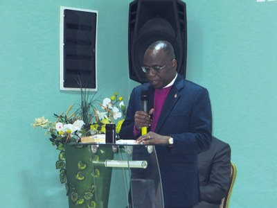 Bishop Benjamin BONI