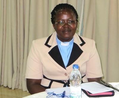Pasteure Mawuenya Mawussi - EEPT
