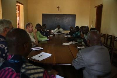 03) Rencontre avec la plateforme des leaders religieux, 2 avril
