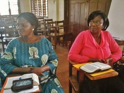 03) Partage d'expérience et échanges ont pour but l'élaboration d'un plan stratégique pour les unions des femmes