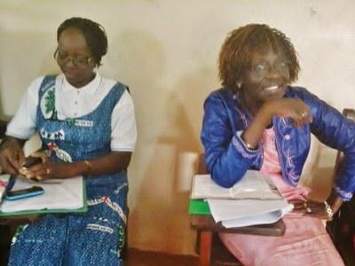 04) C'est la première fois que première que des femmes issues de ces quatre Églises membres de la Cevaa se prêtent à cet exercice