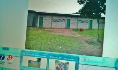 13) Journée du 26 septembre et présentation par la délégation centrafricaine d'un projet concernant une école maternelle. Les participantes ont décidé de se cotiser pour aider cette école.