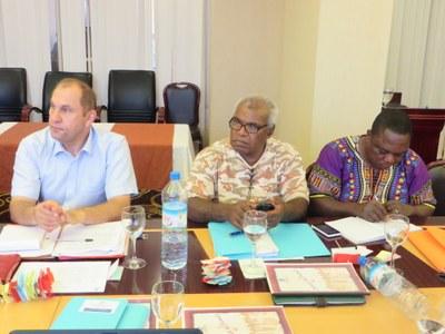Conseil exécutif de la Cevaa à Madagascar (14)