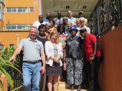 Conseil exécutif de la Cevaa à Madagascar (16)