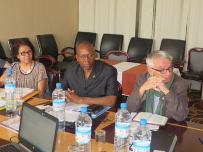 Conseil exécutif de la Cevaa à Madagascar (2)