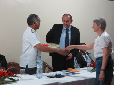 Conseil exécutif de la Cevaa à Madagascar (9)