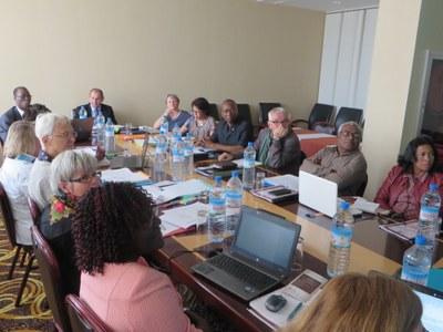 Conseil exécutif de la Cevaa   Madagascar (4)