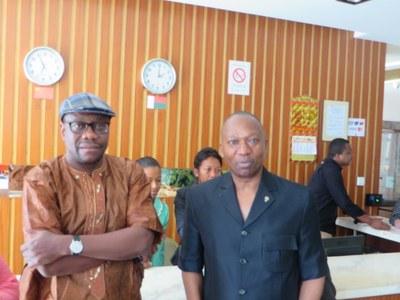 Conseil exécutif de la Cevaa   Madagascar (5)