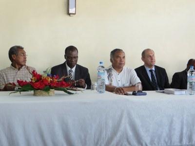 Visite du Conseil Exécutif de la Cevaa à l'Église de Jésus-Christ à Madagascar (1)