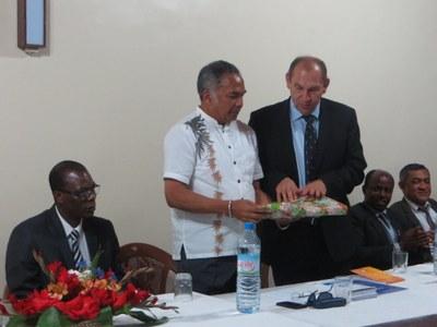 Visite du Conseil Exécutif de la Cevaa à l'Église de Jésus-Christ à Madagascar (3)