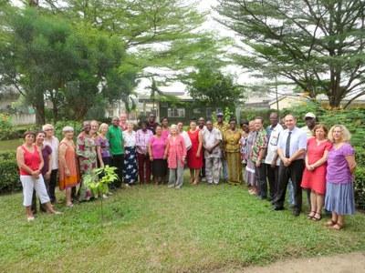 Participants aux Coordinations (12)