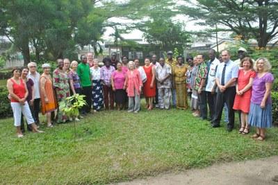 Participants aux Coordinations (8)