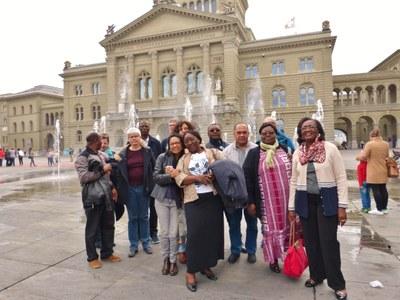34 Visite de Berne
