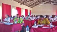 12 Séminaire international Jeunesse de Kigali   Ouverture