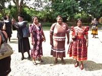 06 Arrivée à la paroisse de Saint Colomba pour le culte d'ouverture du séminaire
