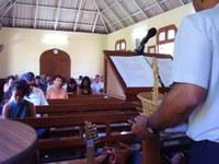 24 Culte francophone à Saint André avec Francesca Cozzi comme prédicatrice