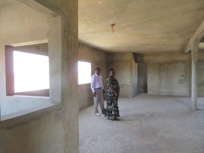 Mbind Jam, centre d'accueil de Fatick (projet soutenu par la Cevaa), ELS