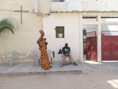 Paroisse de Front de Terre, ELS, Dakar