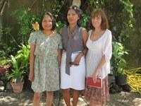 Les membres de l'Eglise Protestante de la Réunion (ERP)