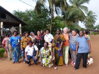 AEBA de Porto-Novo en juin 2014 : journée de sortie libre