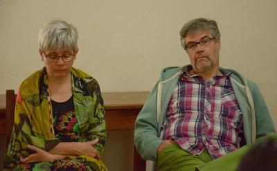 Irene Schaerer et  Martin Burkhard