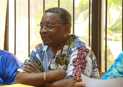 Jean Jacques Ndong Ekouaghe, président de l' EEG