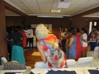 08 Intervention de la Pasteur Fidèle Sibomana sur la prévention et gestion des conflits