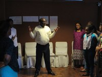 09 Intervention Pasteur Fidèle Sibomana sur la prévention et gestion des conflits