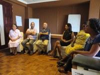 12 Rencontre avec les responsables de l'EPIM