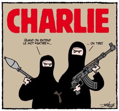 Attentat A Paris Pourquoi Charlie Hebdo A Ete Pris Pour Cible Communaute D Eglises En Mission