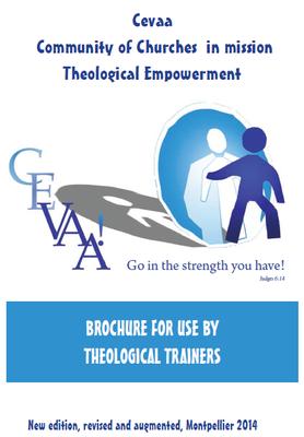 Couverture brochure animation théologique anglais
