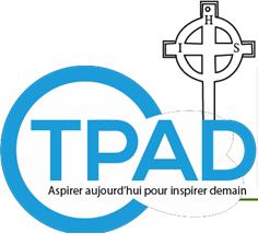 Logo CTPAD, DR