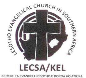 Logo de la LECSA