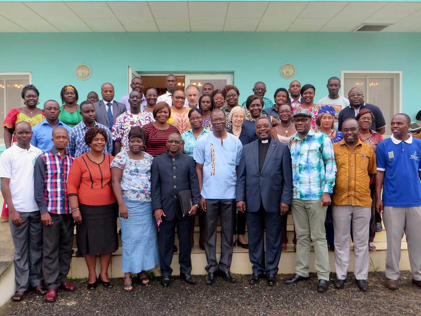 Séminaire NAC Libreville, DR