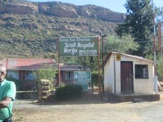 Scott Hospital, DR