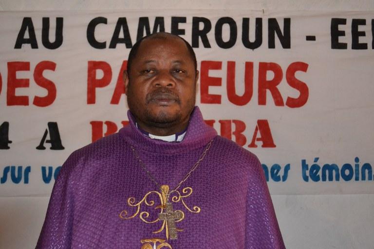 Mgr NGOZO Ruben Evêque