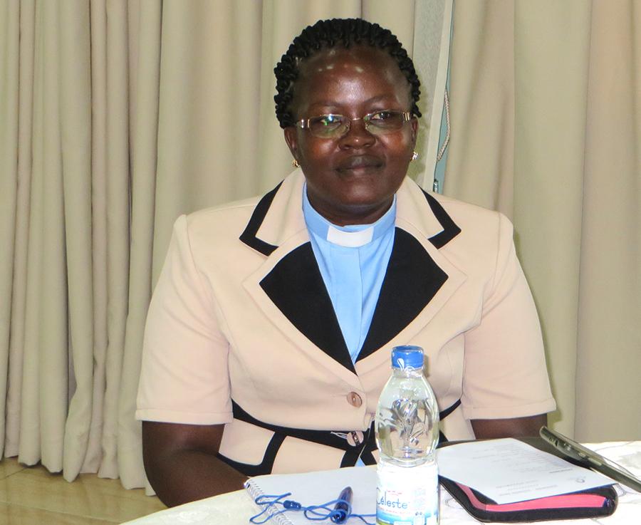Pasteur MAWUSSI TCHALLA Mawuenya, DR