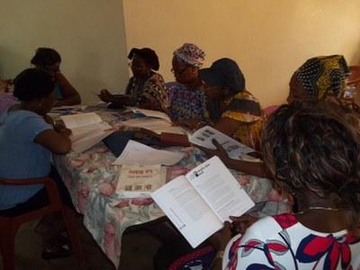 Photo de la formation des femmes - EPCR