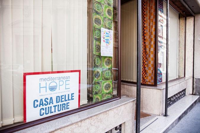 Photos de Paolo Ciaberta pour Mediterranean Hope