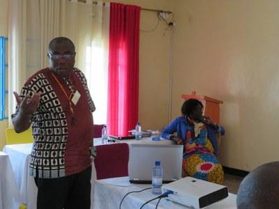 M. Alfred DEGNY, directeur hôpital de Dabou