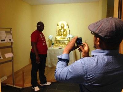 Visite de la Maison des Religions