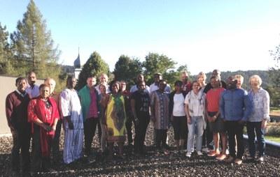 Participants de la Nouvelle Action Commune 2016
