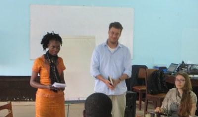 Séminaire de formation à Porto-Novo