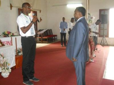 séminaire régional Jeunesse des Eglises membres de la Cevaa, région Afrique centrale ©